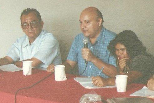 En uso de la palabra el Dr. Víctor Selva Gutiérrez editor de la Página  Dariana