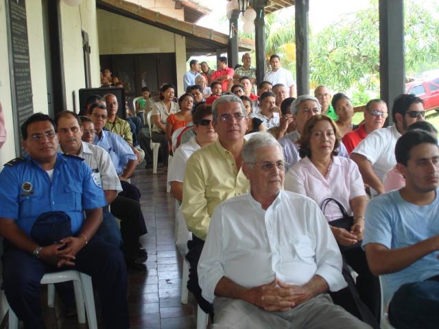 Amigos y colaboradores de la revista Nicaraocalli